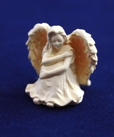 Hope -Amazing Pocket healing Angel- infused with Reiki