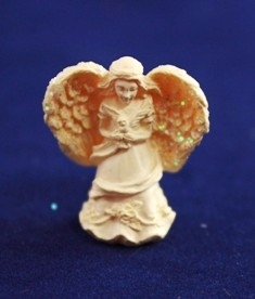 Peace- Amazing Pocket  Angel- infused with Reiki