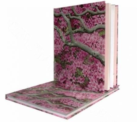 Zen Flowers Notebook/journal
