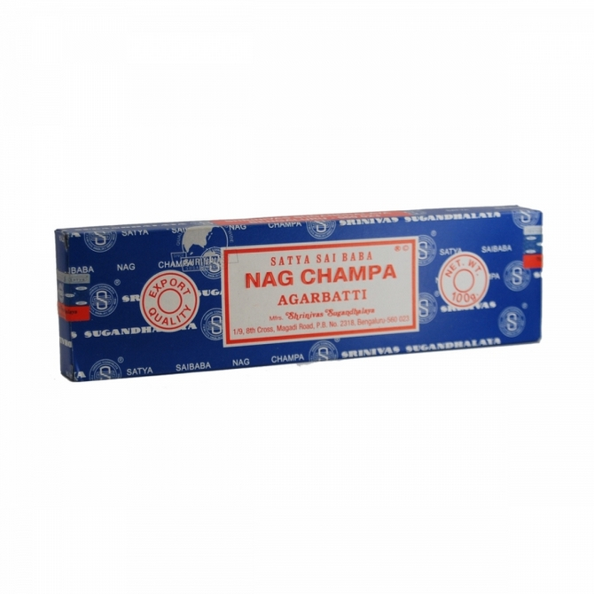 Nag Champa Incense Sticks – 100 sticks