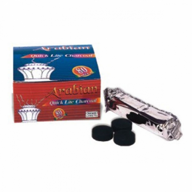 Arabian Quick Lite Charcoal Tablets disks