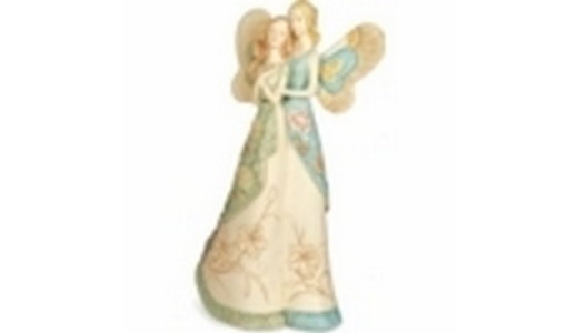 Cherished Blessings Miaflora Angel Figurine Angel Star