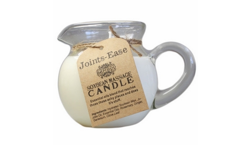 Joint Ease Soybean Massage Candles