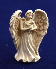 Protection-Archangel Micheal Amazing Pocket  Angel- infused with Reiki