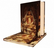 Golden Buddha Notebook/journal