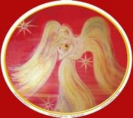 Window Sticker Angel of Hope  Karma Range Window Sticker