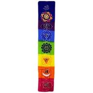 Bali Rainbow  7 chakra drop banner