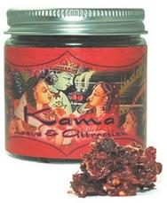 Prabhuji Herbal Resin Incense LOVE AND ATTRACTION karma 2.4oz