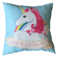 unicorn cushion dreams are better than reality