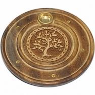Tree Of Life (Kabbalah)  multiple Incense burner sticks & cones
