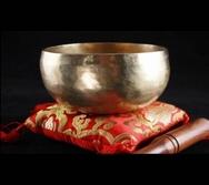 Tibetan singing bowl   Chö-pa