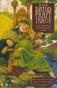 THE DRUID CRAFT TAROT By Philip and Stephanie Carr-Gomm