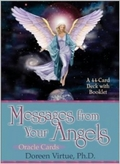 Messages from your Angels Deck, Doreen Virtue Oracle Cards Set