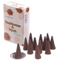 Stamford Incense Cones - Frankincense and Myrrh