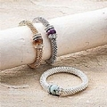 Quartzite/ Tigers eye or Amethyst Healing Bracelet