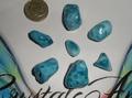 Plancheite  Rare Crystal Tumblestone