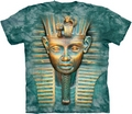Big Face Tut /tutankhamum Adult History Unisex T Shirt The Mountain