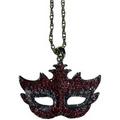 Angels & Demons - Masquerade Mask Pendant