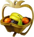 Bamboo pineapple  Fruit Basket