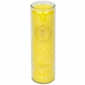 Aromatic Manipura solar plexus Chakra  Candle       (100% natural candle)