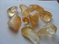 High Quality Natural Citrine Tumblestones