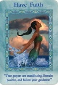 Magical Mermaids & Dolphins Doreen Virtue Oracle Card Deck