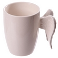 White Angel Wings Mug