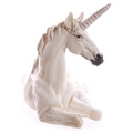 large Magical majestic spirit  guide Unicorn  in Black or White