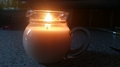 Sensual Blend Soybean  Hot Oil Massage Candle