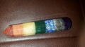 Sacred Chakra Crystal Massage Wand Healing Point