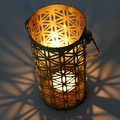 Tealight candle holder 'Flower of Life'