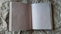 Eco Friendly Fair Trade Embossed Leather Journal Book of Shadows Tree of Life