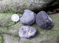 MAGNETIZED LODESTONE  (MAGNETIC) NATURAL ROUGH GROUNDING TUMBLESTONE