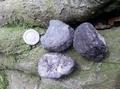 MAGNETIZED LODESTONE  (MAGNETIC) NATURAL ROUGH GROUNDING TUMBLESTONE