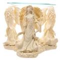 Angel Figurine Oil Burner  power of 3!