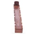 Sheesham Wood Incense Burner Box  carver lid