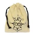 Cardinal Points of the Compass Quartz Stone Gift Bag Set