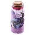 Cute Unicorn /Moon Pendant & Mini Wishing Dust Jar