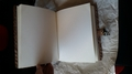 Embossed  Book Of Shadows Leather Journal