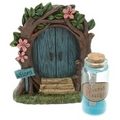 Ethereal Realm Wishes Fairy Dust Jar Woodland Fairy Door