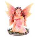 Cute Mini Flower Fairy Figurine in a Gift Bag