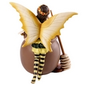 Enchanted Fairies Figurine - Honey Pot