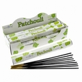 Stamford Hex Incense box 6 tubes containing 20 sticks per tube (choose your favourite fragrance)