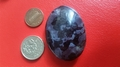 Indigo Mystic Merlinite  Palm Stone