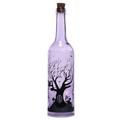 LED Glass Light Jar - Fairy Tree