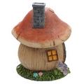 Forest Fairy Magical Mushroom House