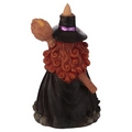 Backflow Incense Burner - Witches LED Crystal Cave