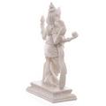 Decorative Standing White Ganesh Figurine