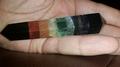 Sacred Chakra Crystal Vogel Wand Healing Point