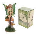 Emerald Prophecy Collectable Tales of Avalon Fairy